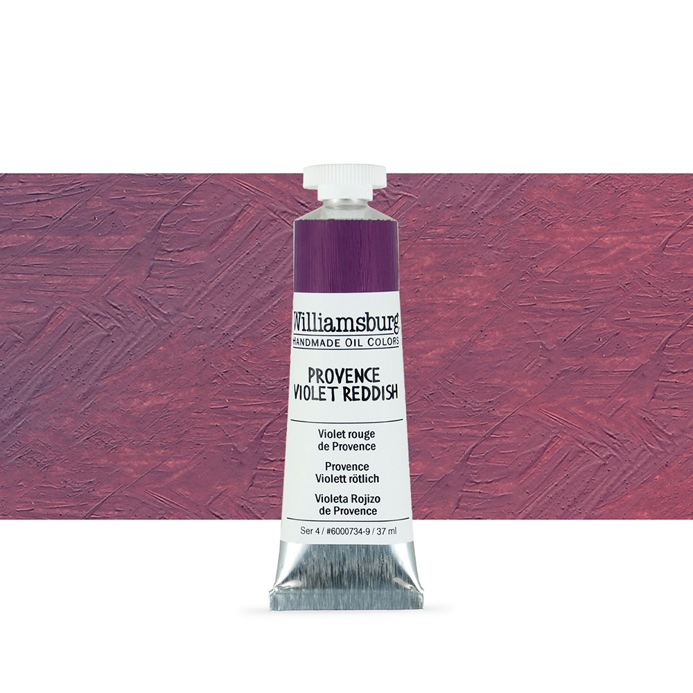Williamsburg : Oil Paint : 37ml Provence Violet Reddish
