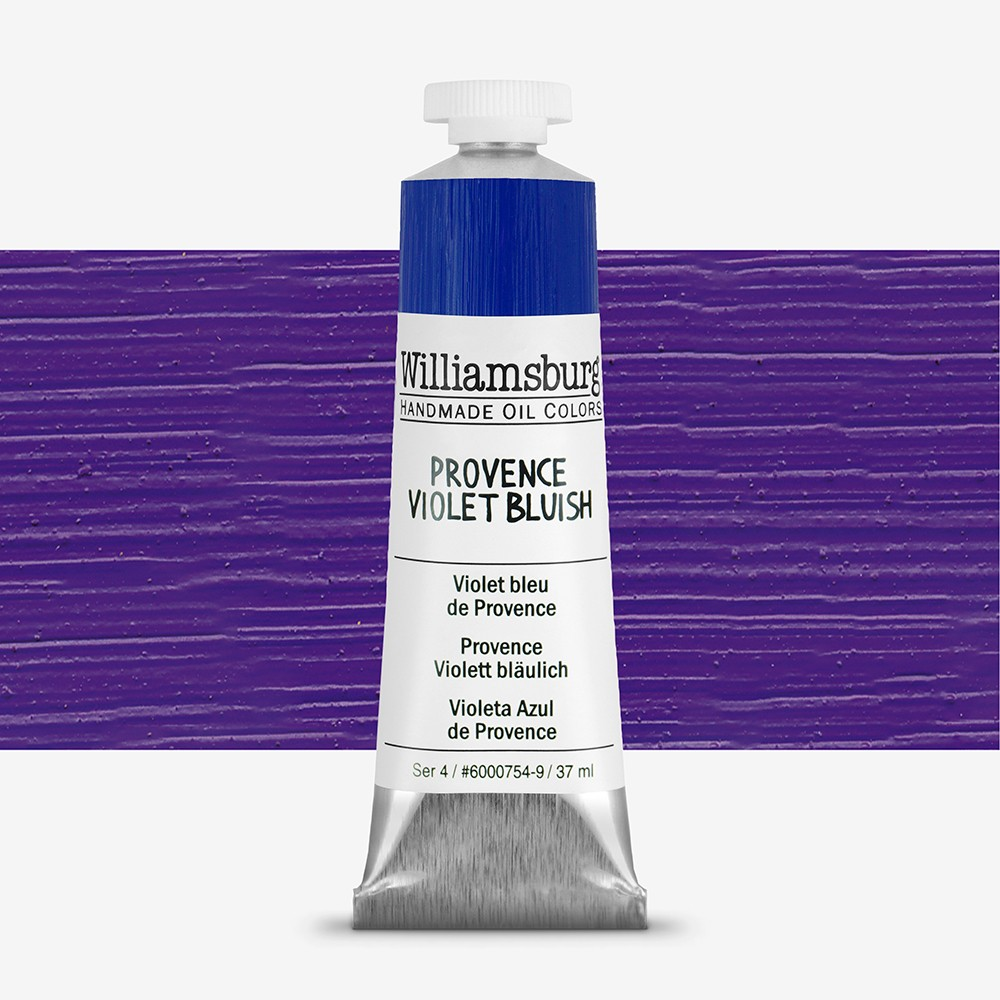 Williamsburg : Oil Paint : 37ml Provence Violet Bluish