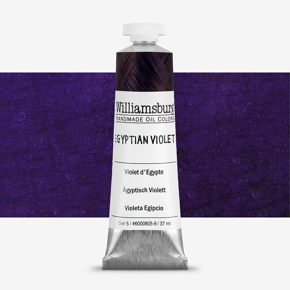 Williamsburg : Oil Paint : 37ml Egyptian Violet