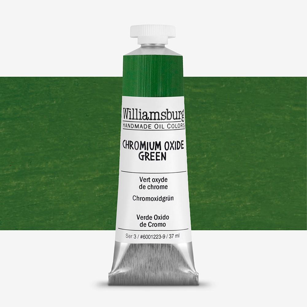 Williamsburg : Oil Paint : 37ml : Chromium Oxide