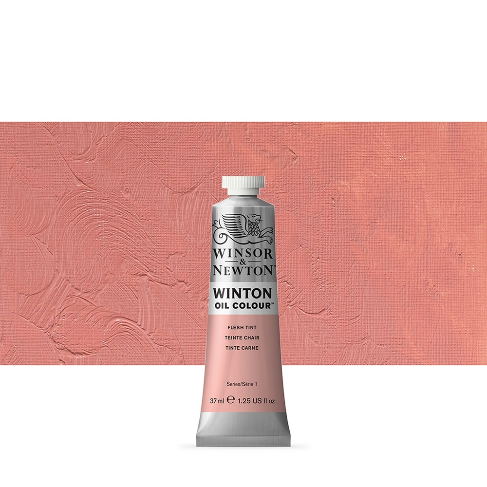 Winsor & Newton : Winton Oil Paint : 37ml : Flesh Tint