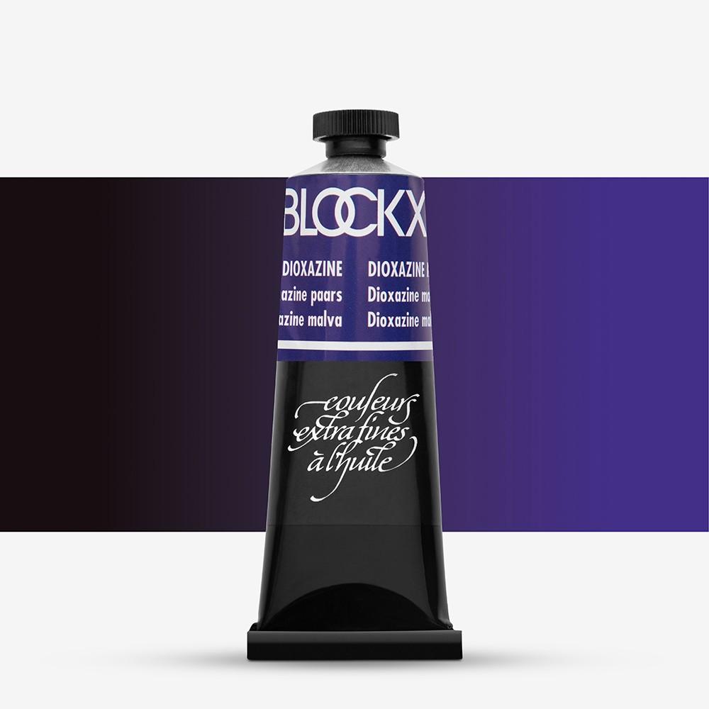 Blockx : Oil Paint : 35ml : Dioxazine Mauve