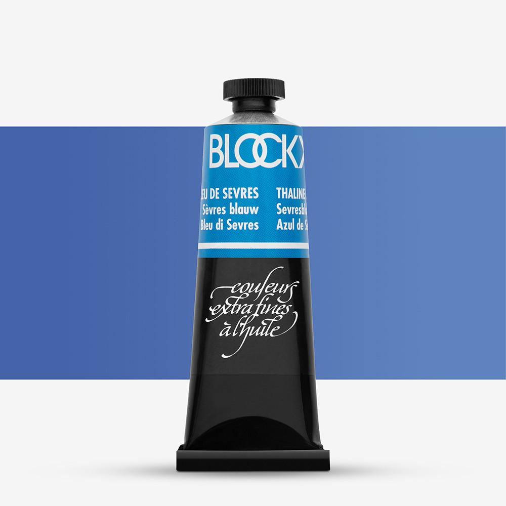 Blockx : Oil Paint : 35ml : Thaline Blue