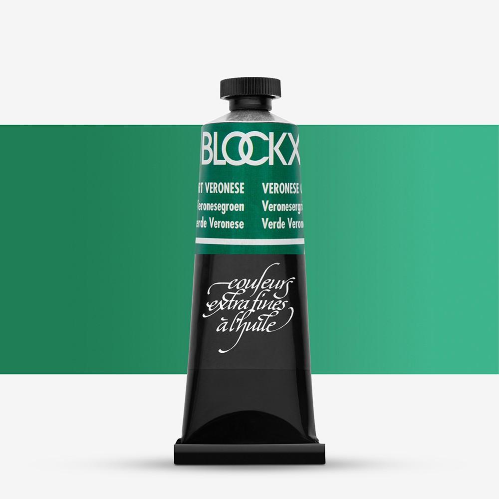 Blockx : Oil Paint : 35ml : Veronese Green