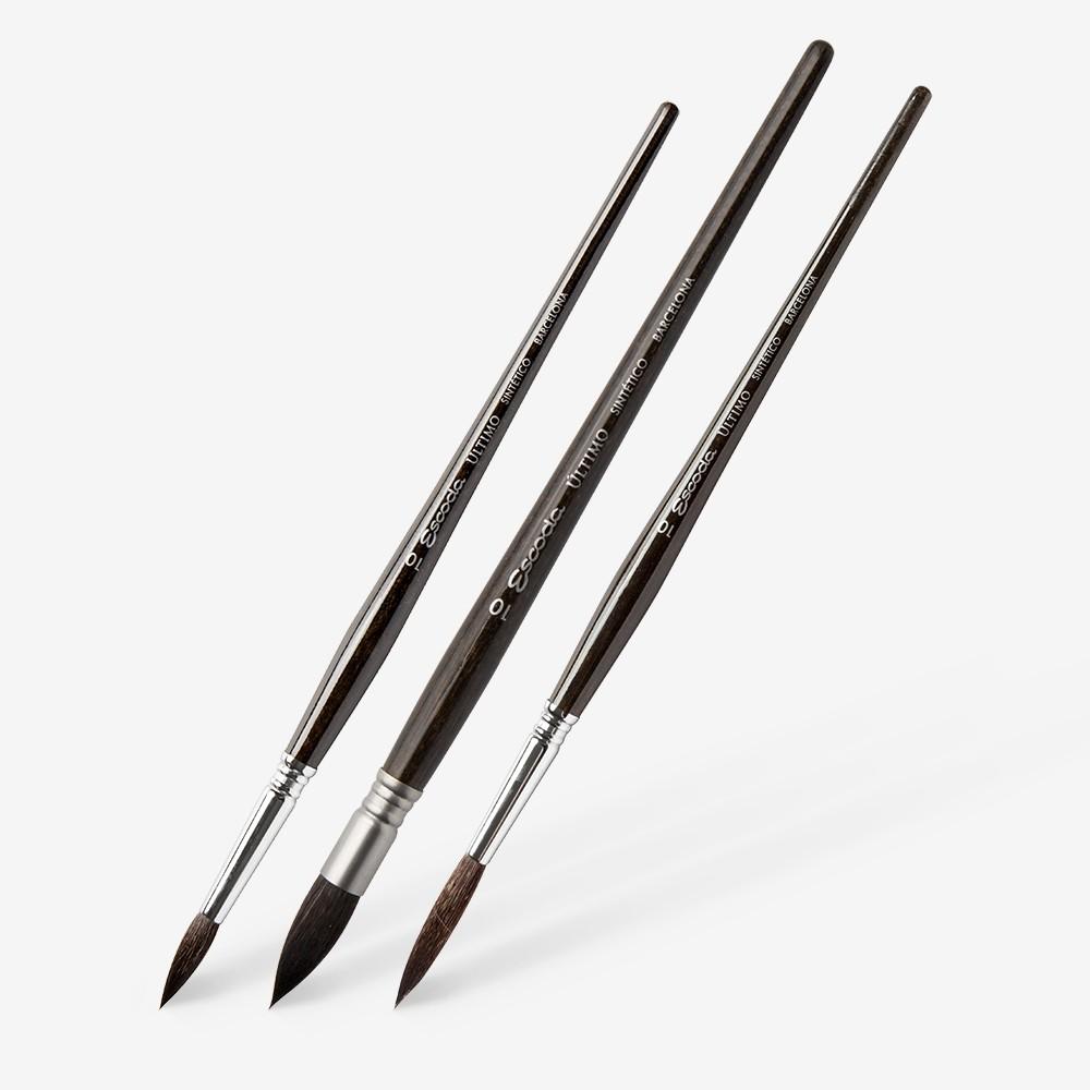 Escoda : Ultimo Tendo Synthetic Brushes : 1530 / 1533