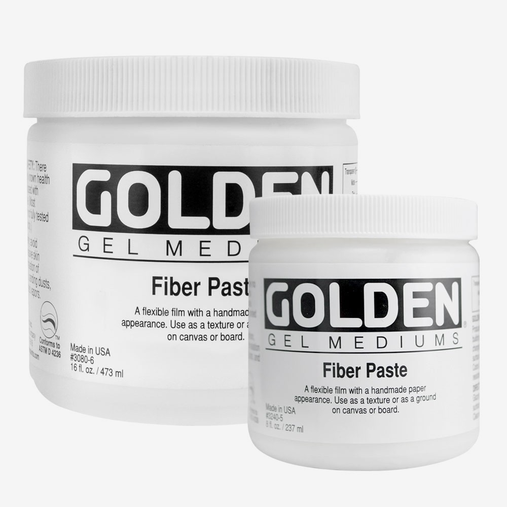 Golden : Fibre Paste