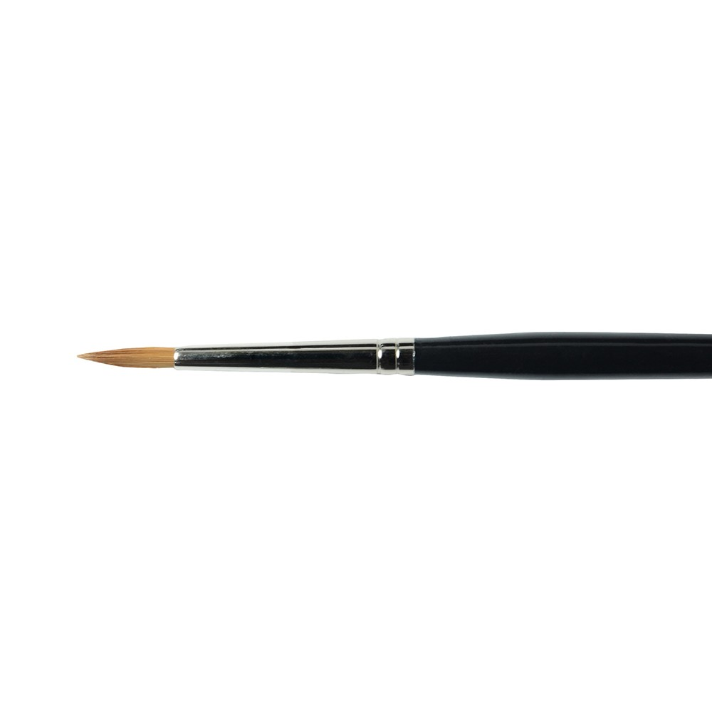 Handover : Value Pure Sable Pointed Round Watercolour Brushes : Medium Hair