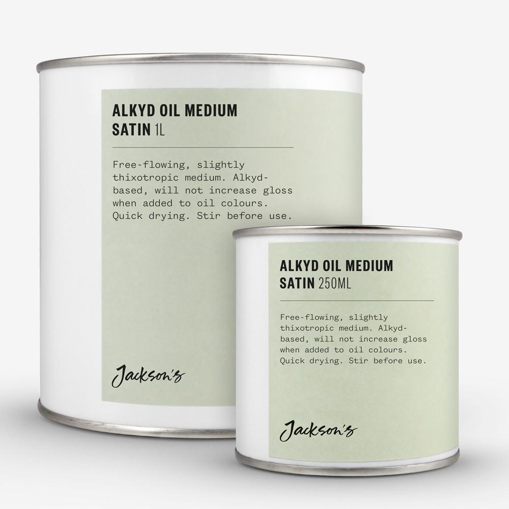 Jackson's : Alkyd Oil Medium