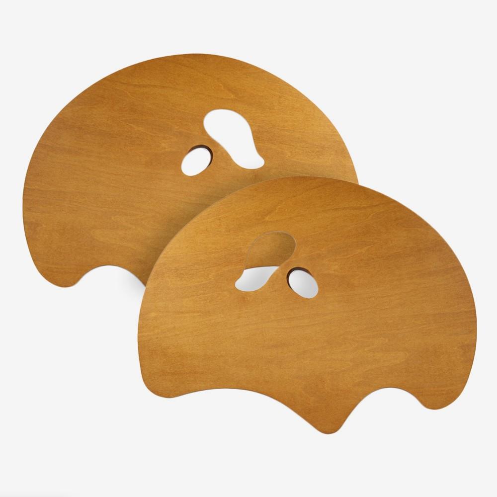 New Wave : Grand View Confidant Wood Palettes