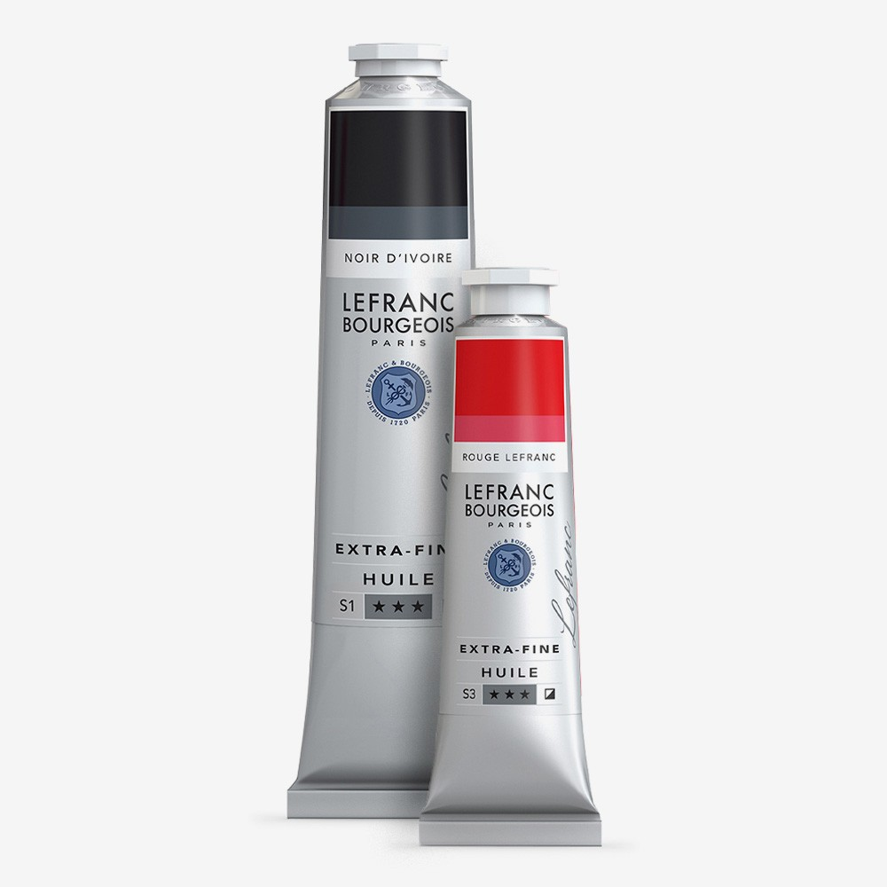 Lefranc Bourgeois : Extra Fine Oil Paint