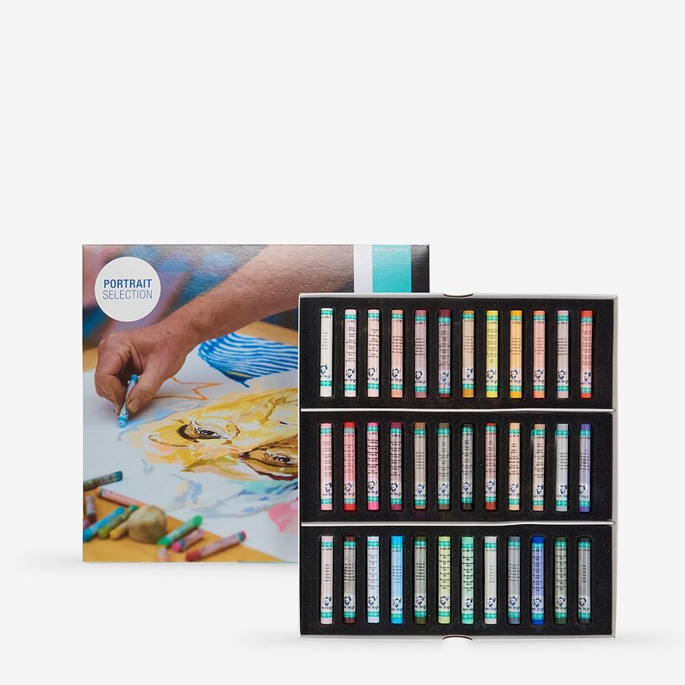 Van Gogh : Soft Pastel Sets