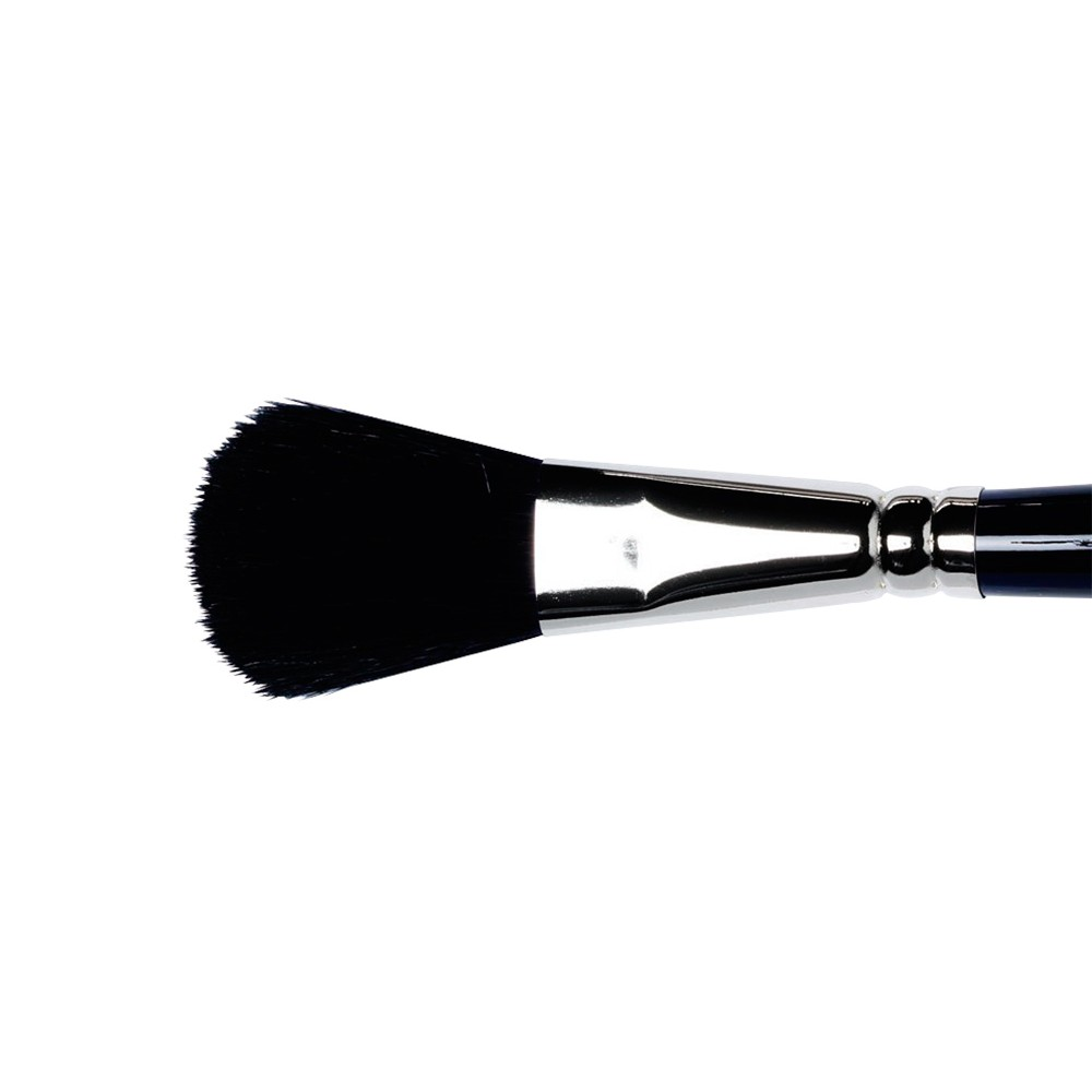 Winsor & Newton : Black Goat Hair Wash Brushes