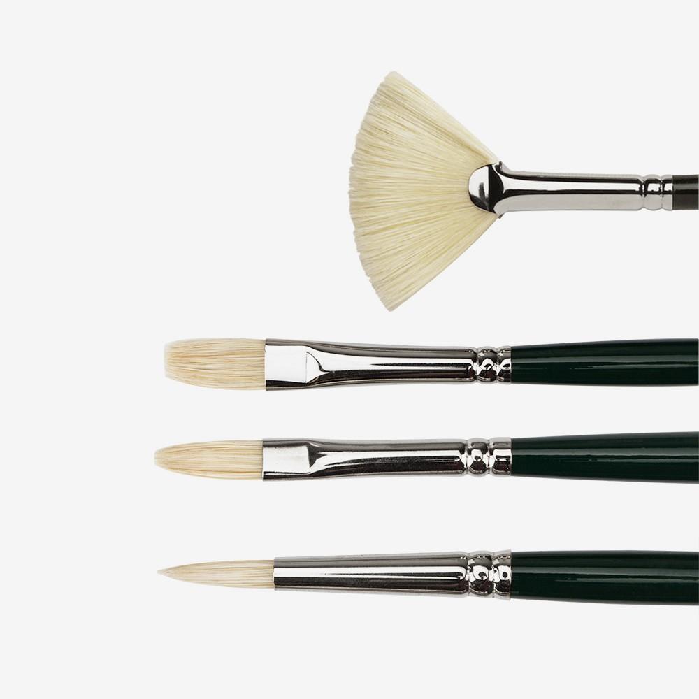 Winsor & Newton : Winton Hog Brushes