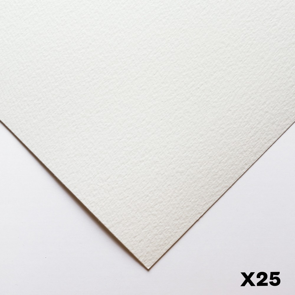 Bockingford : 140lb : 300gsm : 22x30in : 25 Sheets : Rough