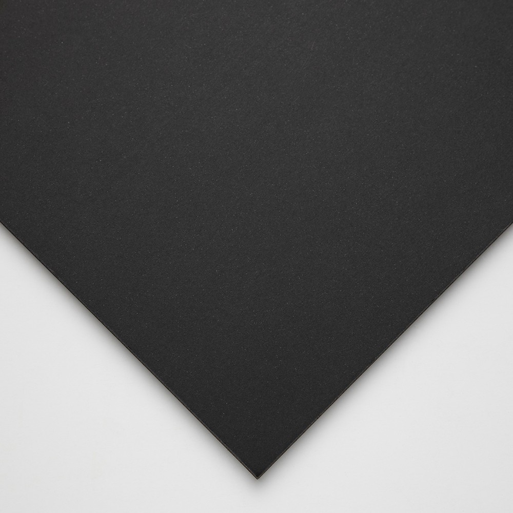 Crescent Art Foam Board : Black Core and Black Paper Liners : 5mm : A2