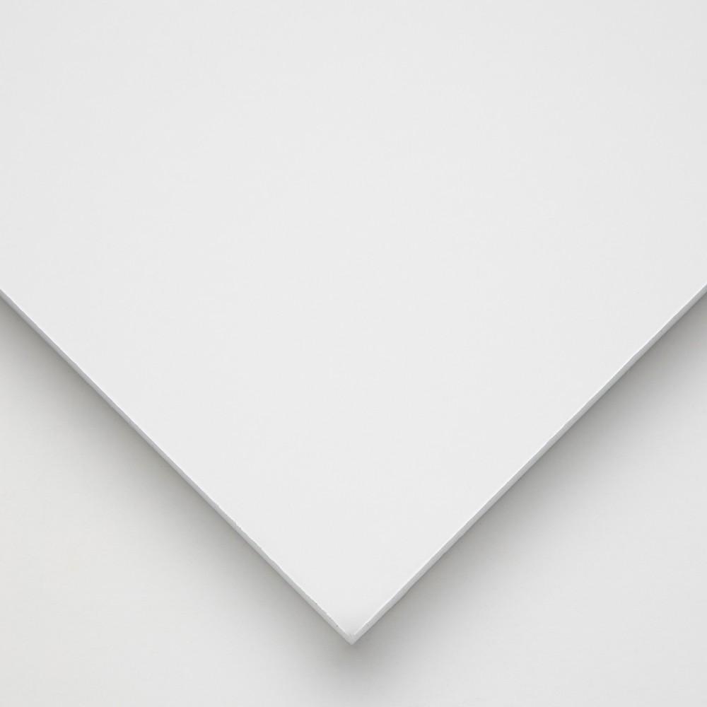 Crescent : Art Foam Board : White Multi Laminated : 10mm : 19.5x27.5in