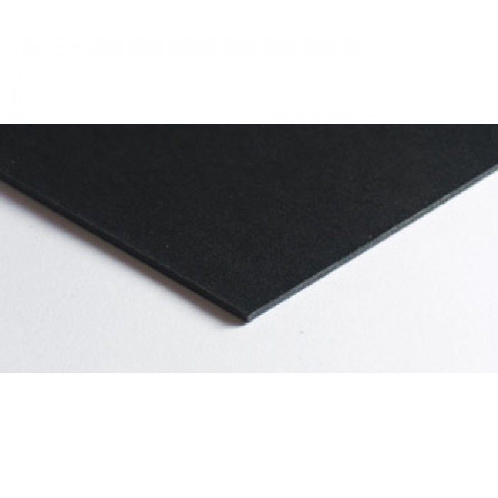 Crescent : Art Presentation Board : Ultra Black : Smooth : Medium : 20x28in