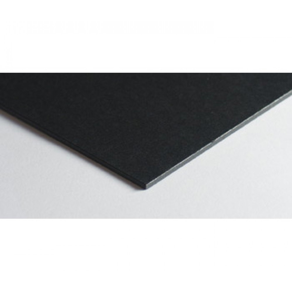 Crescent Art Presentation : Solid Black Core : Double Sided : 20x30 inch