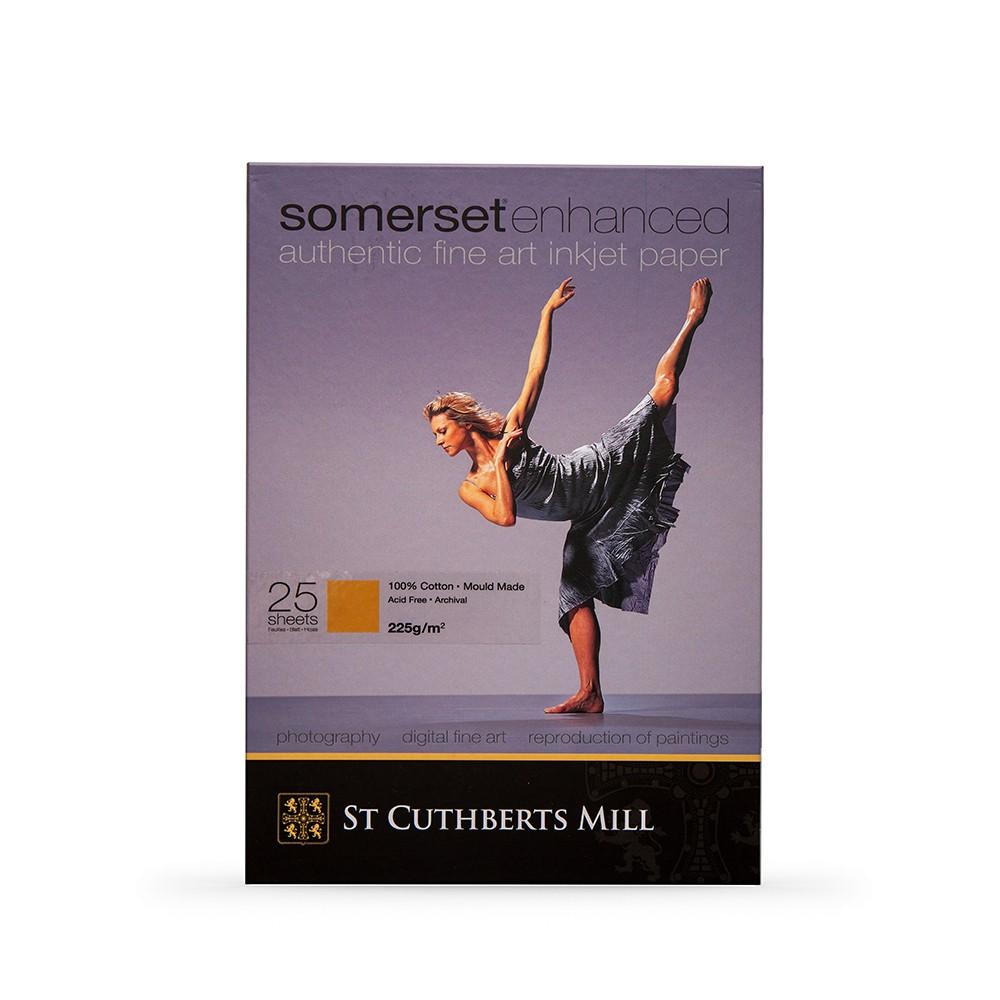 Somerset : Enhanced Digital Paper : A3+ : Box of 25 : Satin