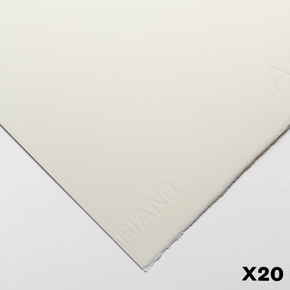 Fabriano : Artistico : 300gsm : 22x30in : 20 Sheets : Traditional : HP