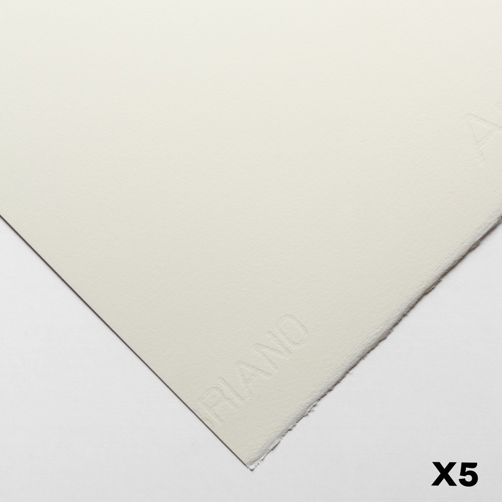 Fabriano : Artistico : 300gsm : 22x30in : 5 Sheets : Traditional : HP