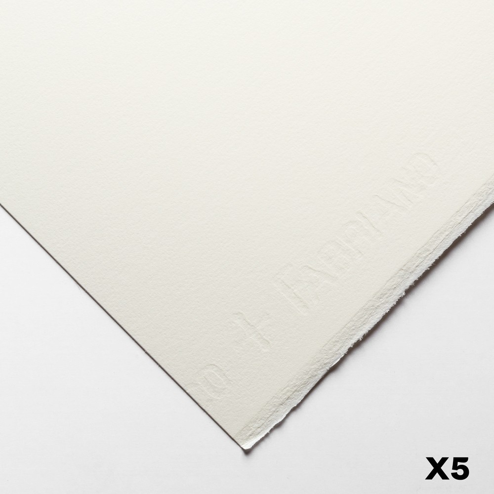 Fabriano : Artistico : 640gsm : 22x30in : 5 Sheets : Traditional : HP
