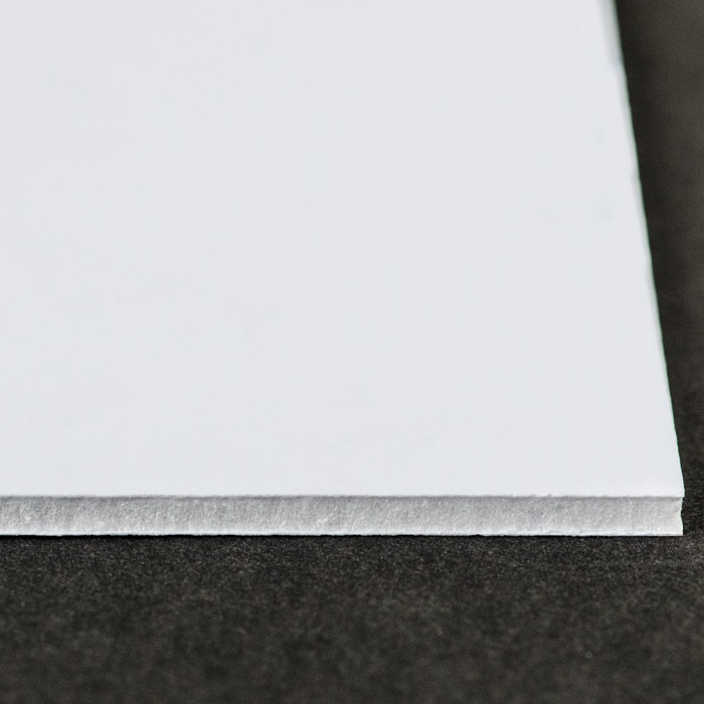 Gatorfoam : Heavy Duty Foam Board : 5mm : 27.5x35cm : Pack of 10