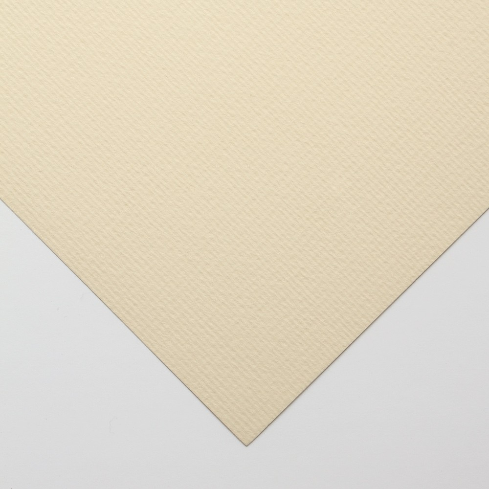 Hahnemuhle : LanaColours : Pastel Paper : A4 : Single Sheet : Ivory