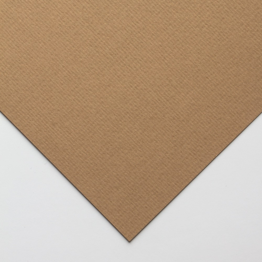 Hahnemuhle : LanaColours : Pastel Paper : A4 : Single Sheet : Brown