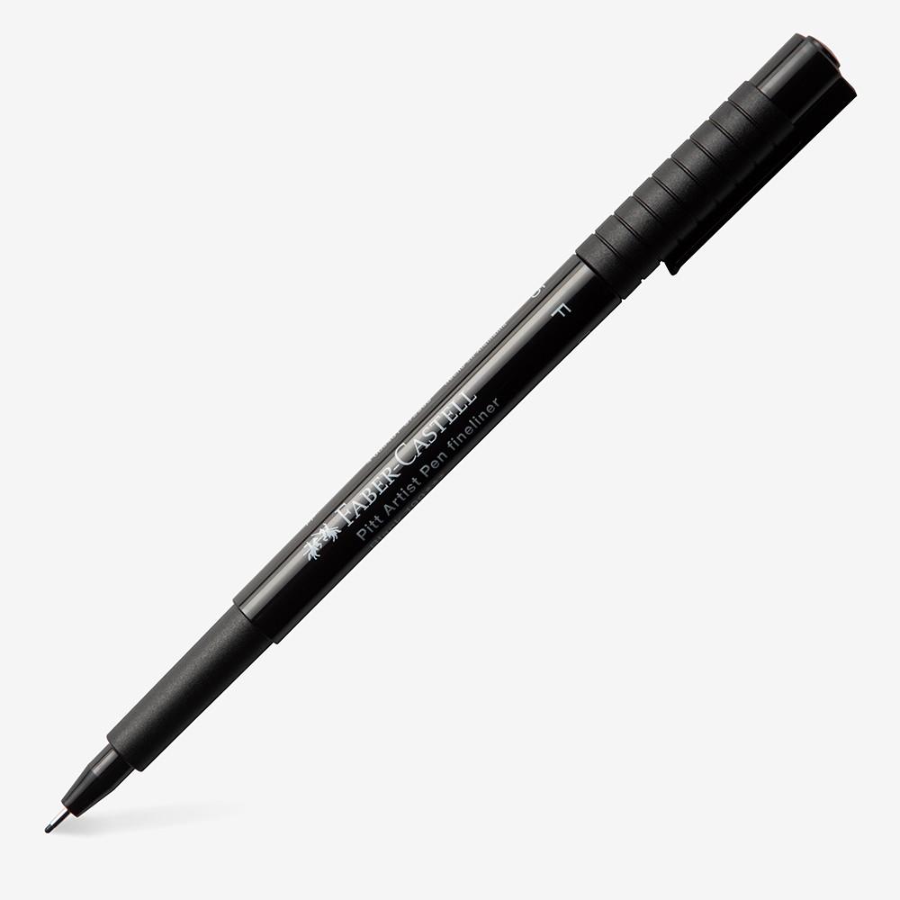 Faber Castell : Pitt Artists Pen : Fine : Black
