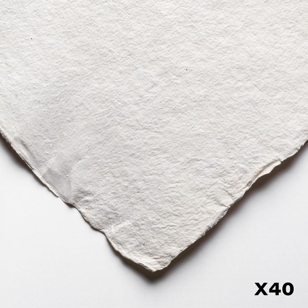 Jackson's : Eco Paper : Medium Rough : 140lb : 15x22in : 40 Half Sheets