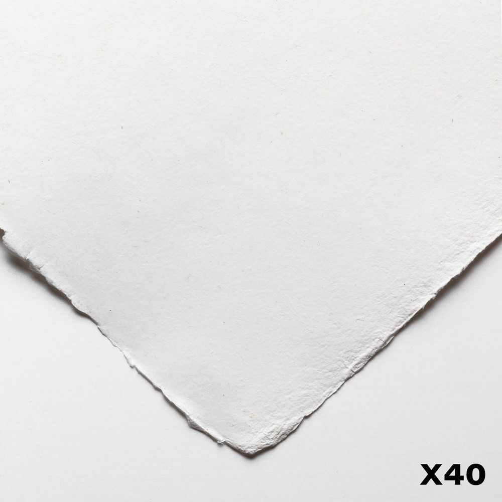 Jackson's : Eco Paper : Smooth / Medium : 140lb : 15x22in : 40 Half Sheets