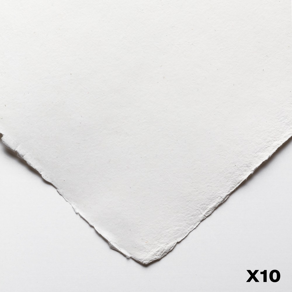 Jackson's : Eco Paper : Smooth / Medium : 140lb : 15x22in : 10 Half Sheets