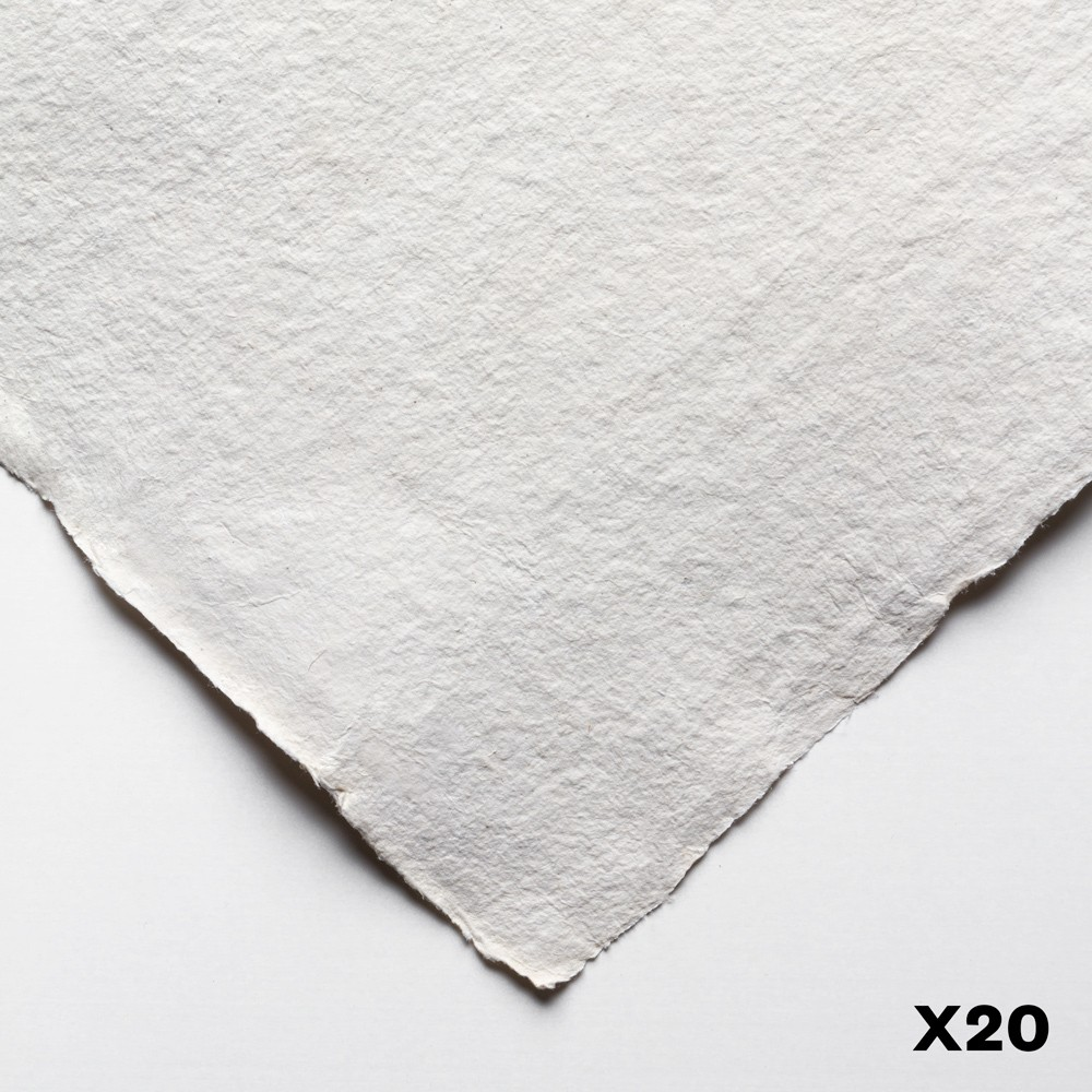 Jackson's : Eco Paper : Medium Rough : 200lb : 22x30in : 20 Sheets
