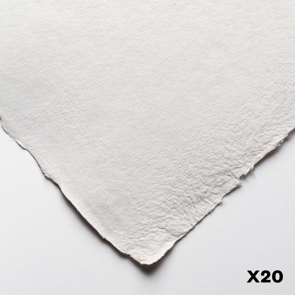 Jackson's : Eco Paper : Smooth / Medium : 200lb : 22x30in : 20 Sheets