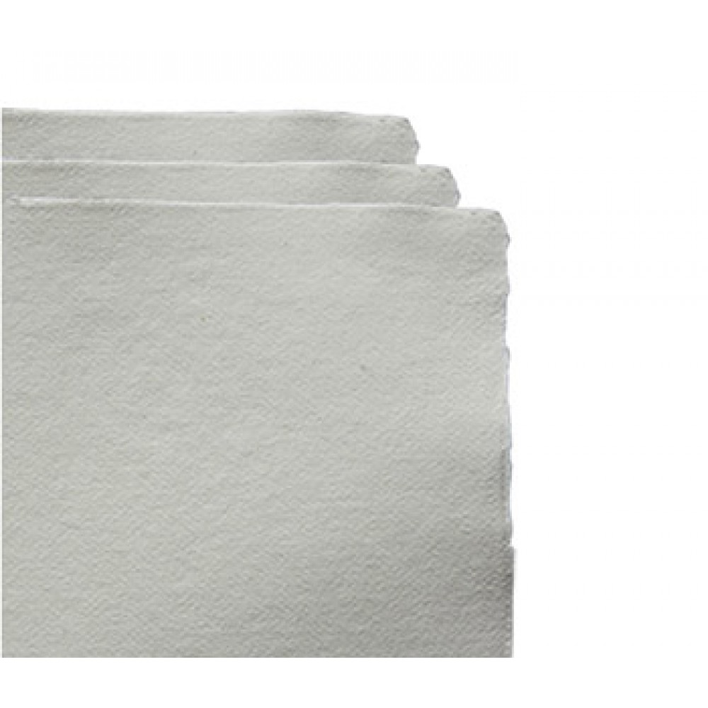 Khadi Handmade 100% Rag Watercolour Paper 320gsm : Rough : 20 sheets pack A6