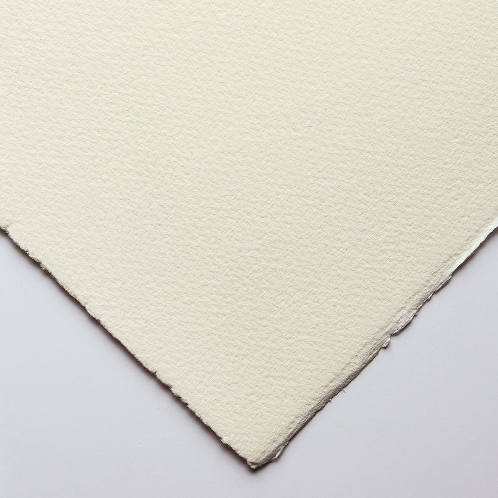 Somerset : Printmaking Paper : 56x76cm : 300gsm : Soft White : Textured