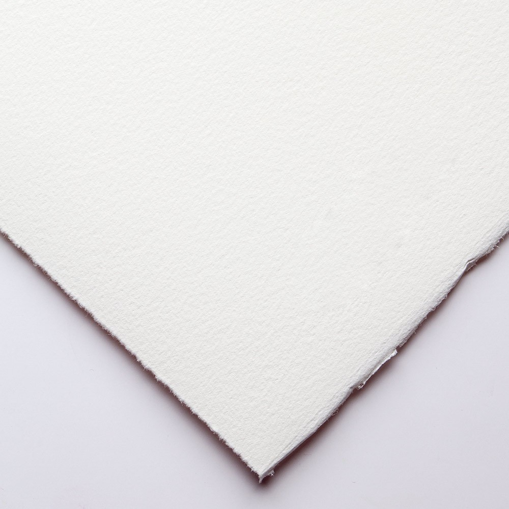Somerset : Printmaking Paper : 56x76cm : 300gsm : White : Textured