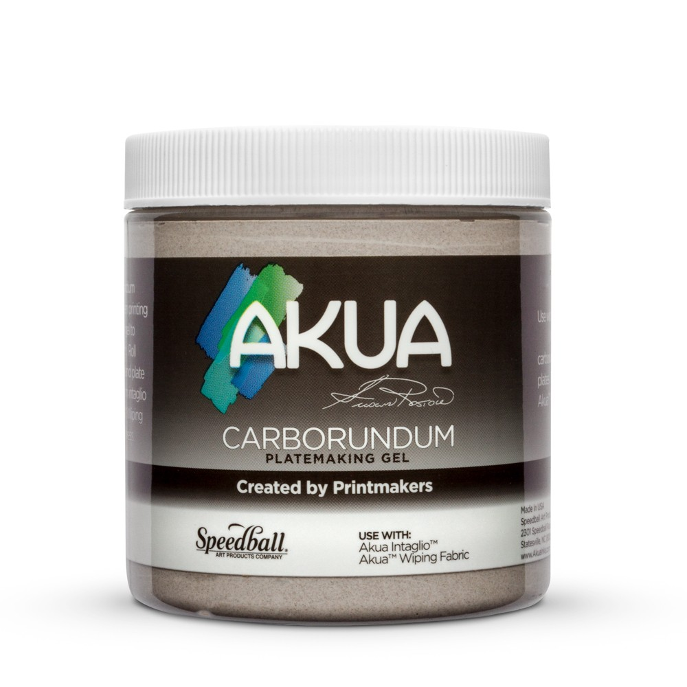 Akua : Carborundum Platemaking Gel : 8oz : 236ml
