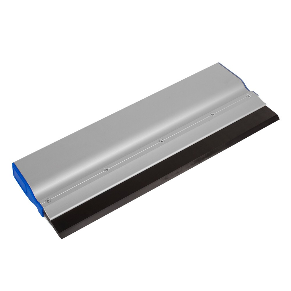 Jackson's : Aluminium Squeegee holder with V cut blade : 16 inches