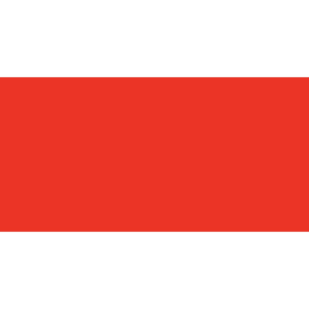 Permaset : Aqua Screenprinting Fabric : Supercover : 300ml : Scarlet