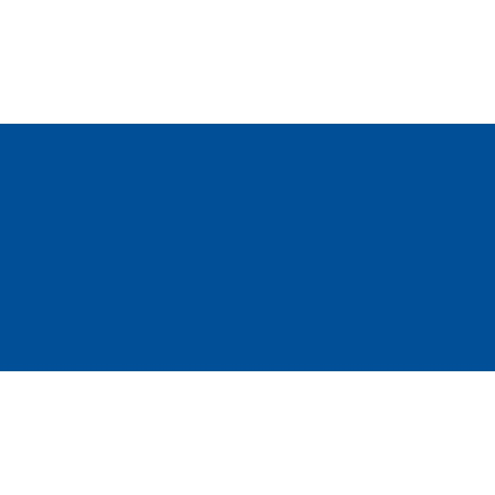 Permaset : Aqua Screenprinting Fabric : Supercover : 300ml : Ultramarine Blue