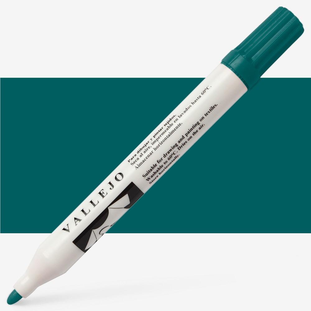 Vallejo : Textile Marker : 1mm Felt Tip : Green