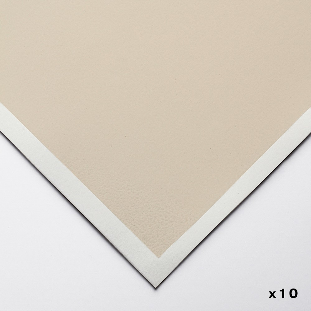 Art Spectrum : Colourfix Original : Pastel Paper : 50x70cm : Australian Grey : Pack of 10
