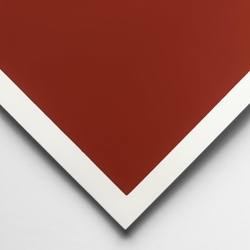 Art Spectrum : Colourfix Smooth : Pastel Paper : 50x70cm : Terracotta