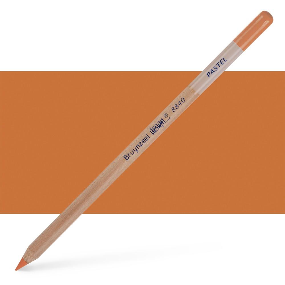 Bruynzeel : Design : Pastel Pencil : Burnt Sienna