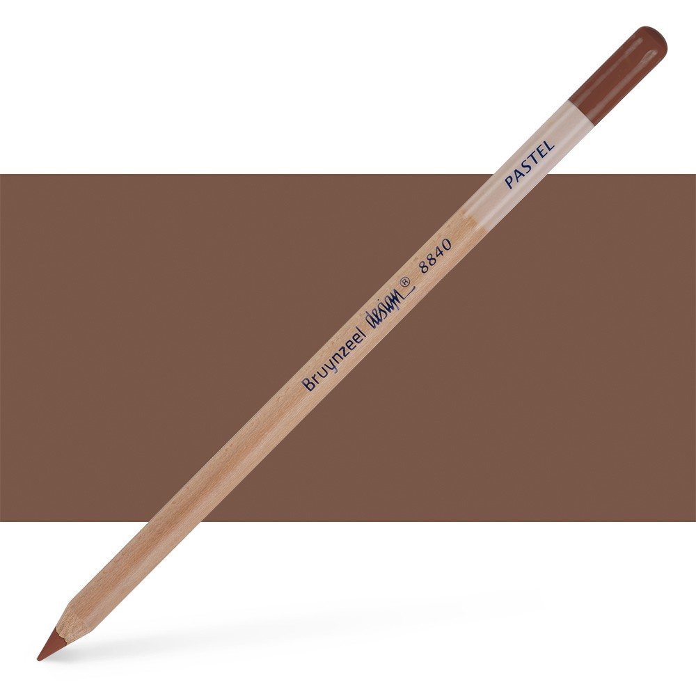 Bruynzeel : Design : Pastel Pencil : Dark Brown