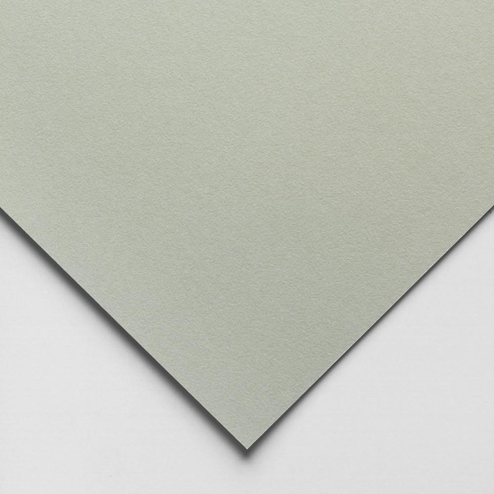 Hahnemuhle : Velour : Pastel Paper : 50x70cm : Single Sheet : Light Grey