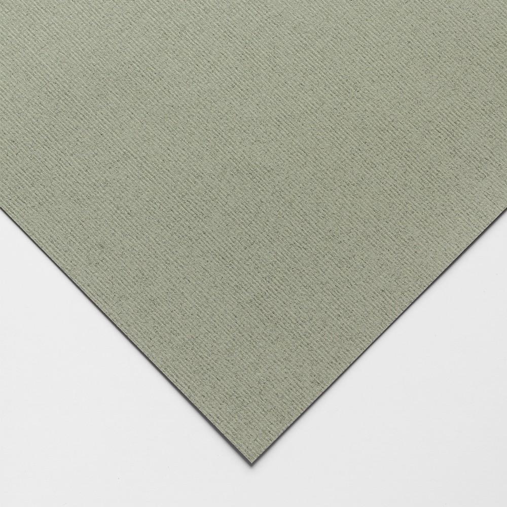Clairefontaine : Ingres : Pastel Paper : Sheet : 50x65cm : Dark Grey