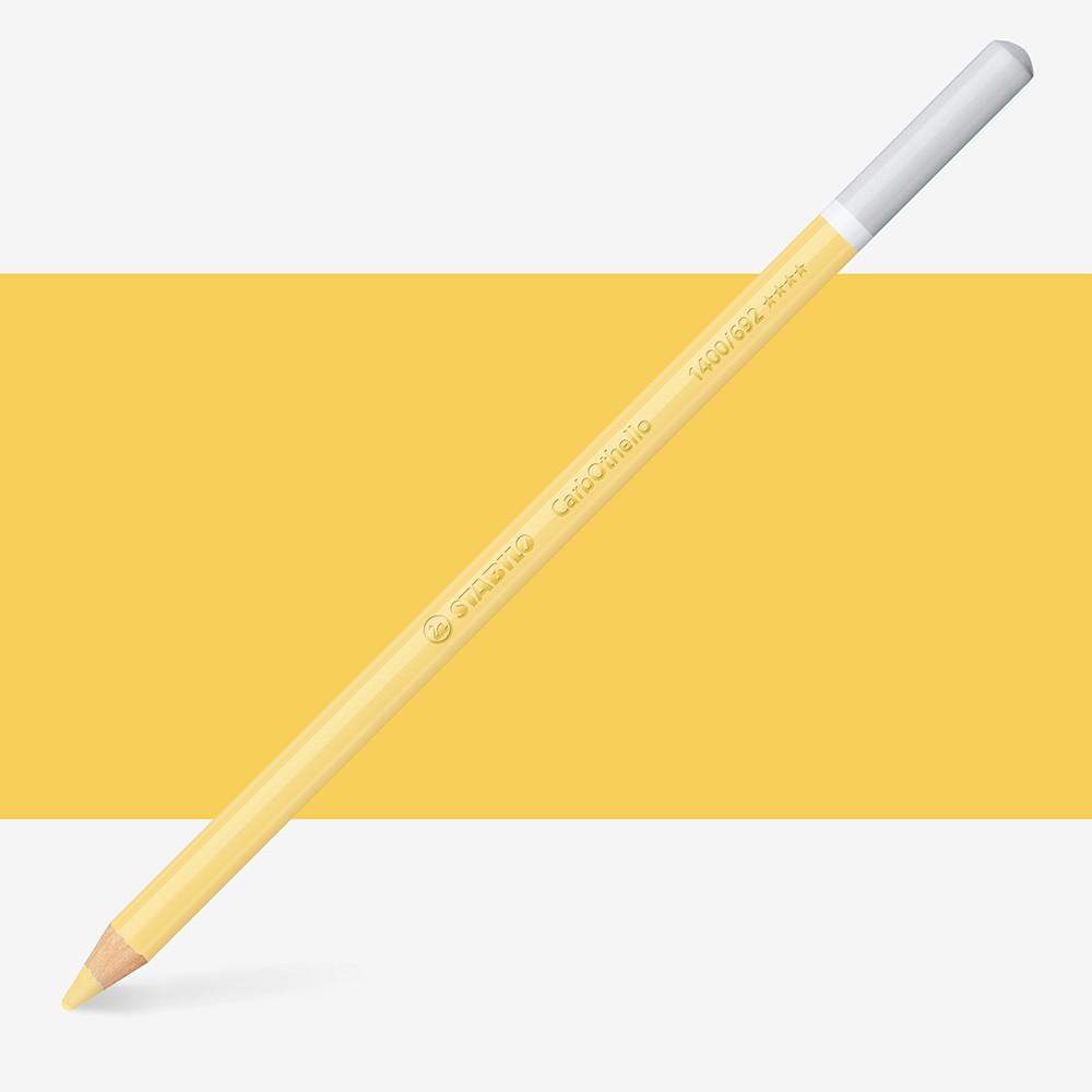 Stabilo Carbothello : Pastel Pencil Golden Ochre Light : 692